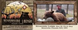 Riverside Lodge, Manitoba Canada