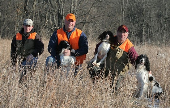 The Staff & Professional Gun Dog Trainers